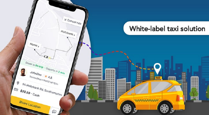 white-label-taxi-solution